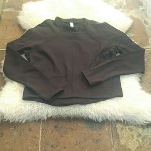 Lululemon Women's long sleeve top size 10